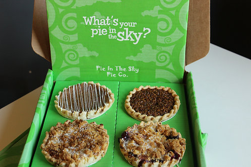 4-Inch Assorted Pies
