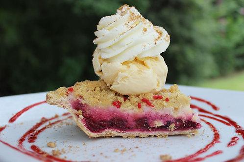 Nutcracker Raspberry Sugar Cream