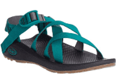 Women's Chaco Sandal - Banded Z Cloud-Navy Teal