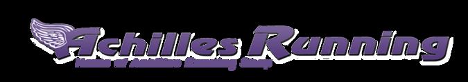 Achilles Running Shop Logo