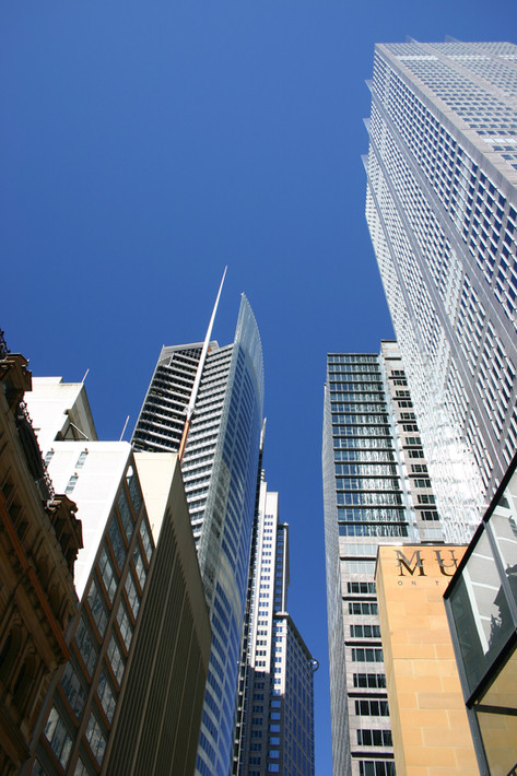 Aurora Place - Sydney