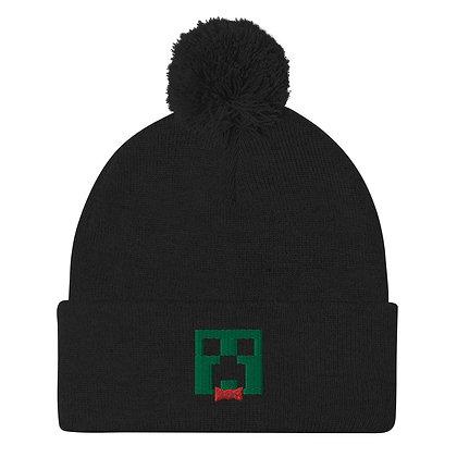 Pom-Pom Creeper Hat