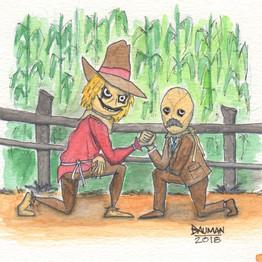 Scarecrow Bros