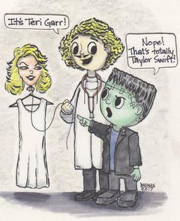 Young Frankenstein Bros