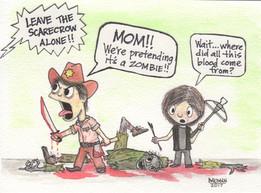 Walking Dead Bros
