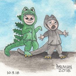 Godzilla Bros