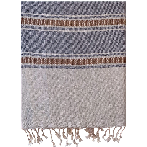 Simple Striped Turkish Towel
