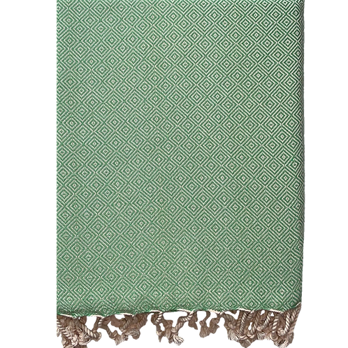 Crystalline - Pistachio Turkish Towel