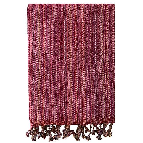 Minoan - Pink Turkish Towel