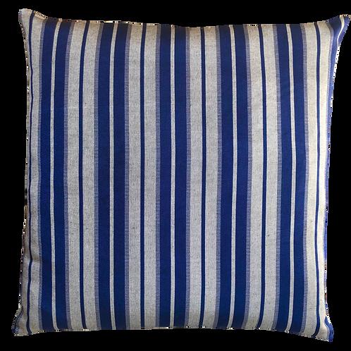 Vegan Silk Cushion - The River