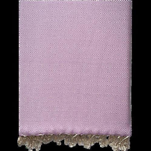 Crystalline - Lilac Turkish Towel