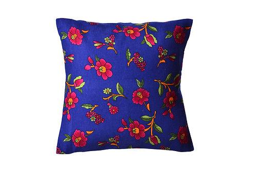 Persian Blue Pazen Cushion