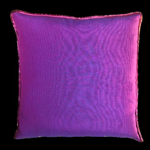 Vegan Silk Cushion - Crown