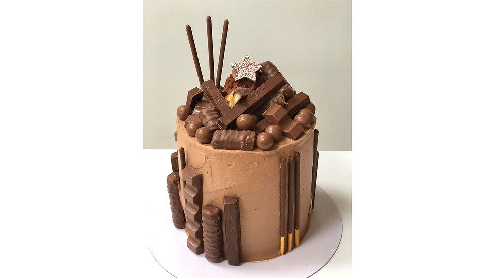 Crazy Chocolate Cake!