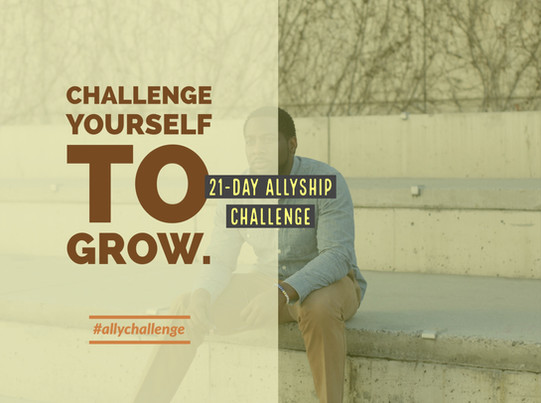 21-day Ally Challenge