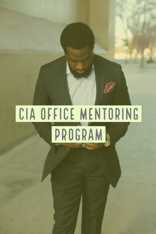 Led office-wide mentoring program for CIA colleagues