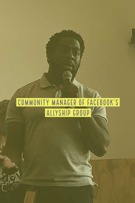 Community Manager of Facebook's Allyship Group