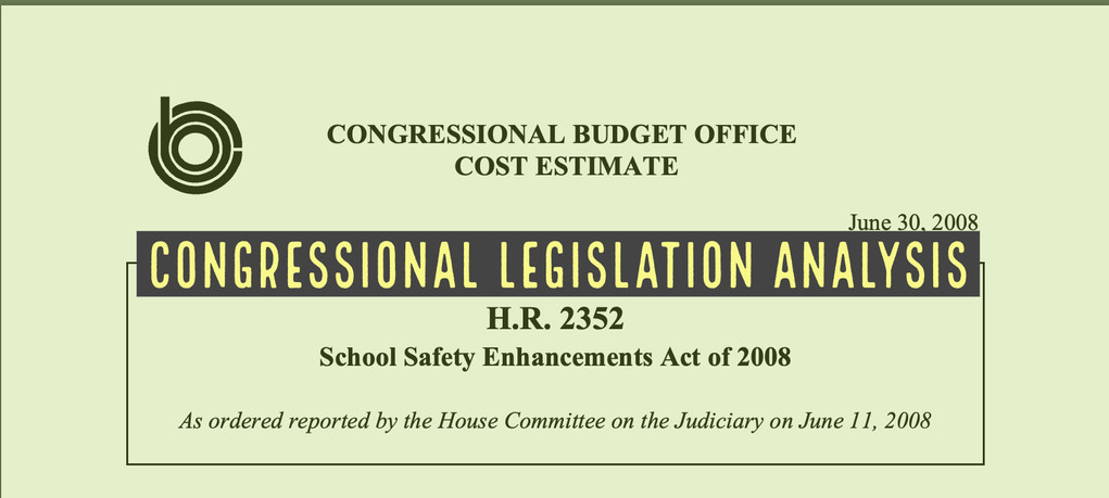 Policy Analysis with CBO