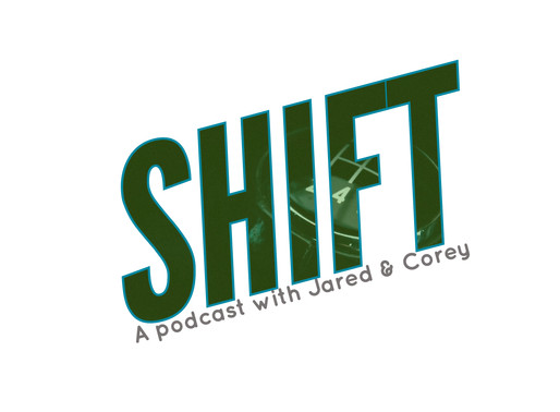 SHIFT Podcast - 1.6 - On Courage