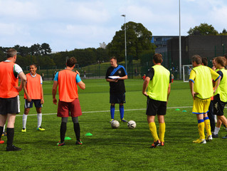Developing a footballing culture to be proud of!