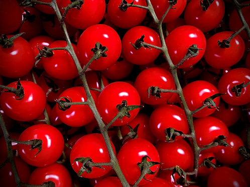 Tomate cerise grappe Rouge