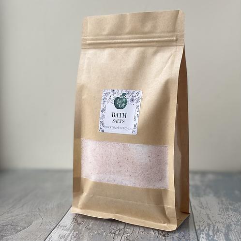 500g Bath Salts
