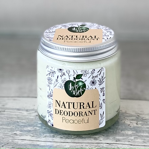 100ml Peaceful Natural Deodorant