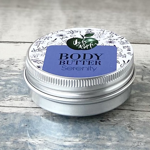 Serenity Sample Body Butter