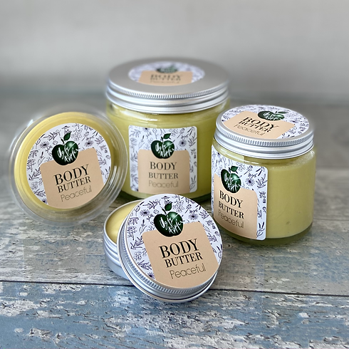 Ugly Apples Body Butter
