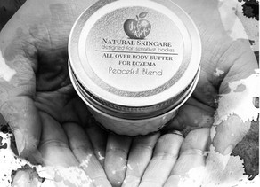Our body butter is not the cure but it will help you find it!