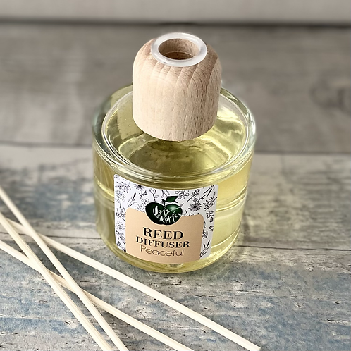 Peaceful Reed Diffuser