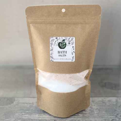 500g Refill Bath Salts