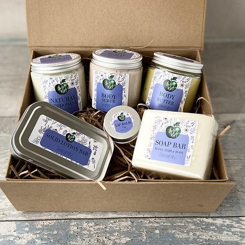 Skincare Gift Box - Serenity