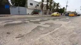Décadas de abandono en malla vial culpables del caos en la movilidad de Soledad