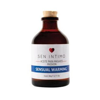 SENSUAL WARMING X 60 ML PASSION