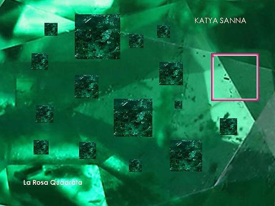 KATYA SANNA - La Rosa Quadrata - Digital