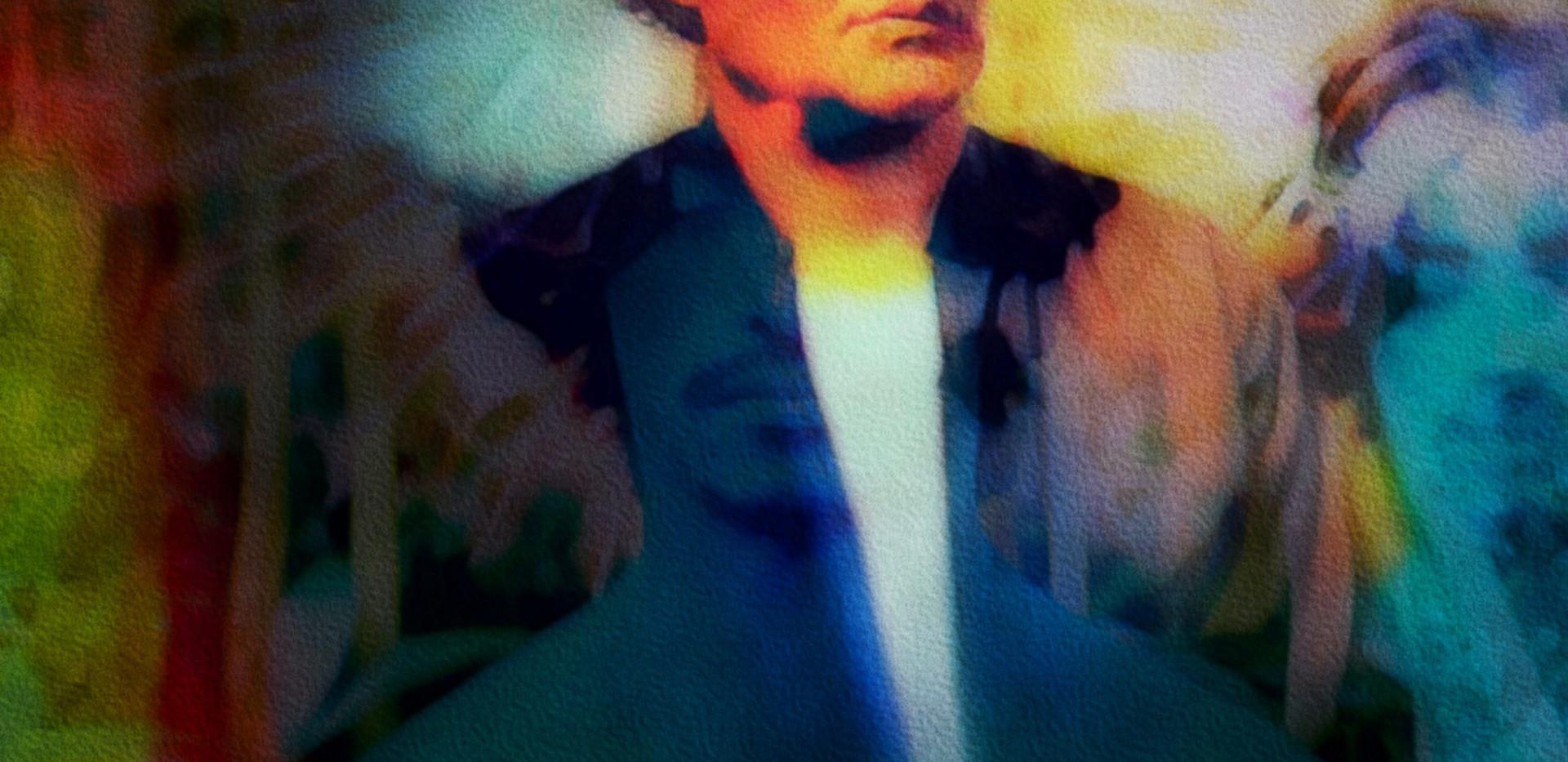 Portrait of David LaChapelle, Venice 201