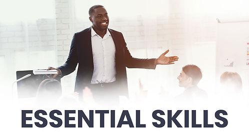 Essential Skills with Soham