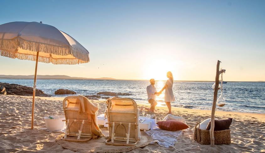 Coastal Rush Sunset Proposals