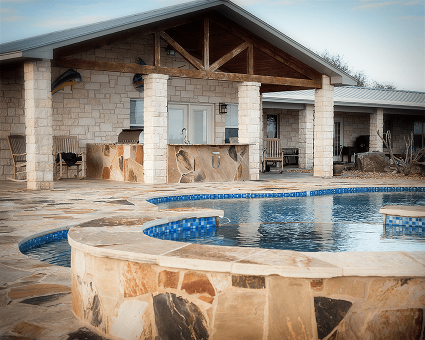 CorBeau Custom Pools