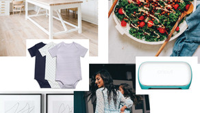 All The Goods: Banana Pancakes, Baby Favorites, Affordable Home Decor and More