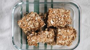 Crunchy Cashew Nut Bar Recipe