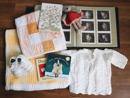 10 Keepsake Ideas for Baby's First Year