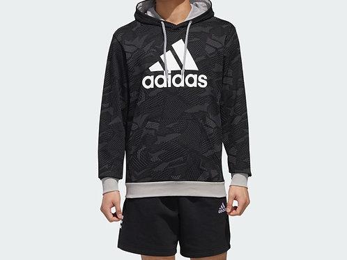 Adidas Sweat-shirt à Capuche Essentials Allover Print (GD5489)