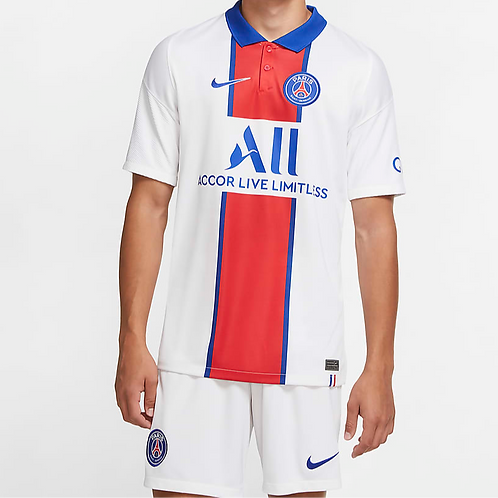 Nike Maillot Match PSG Extérieur (CD4241-101)