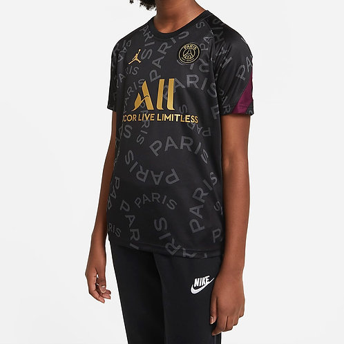 Nike Maillot Training Junior PSG Jordan (CK9751-010)