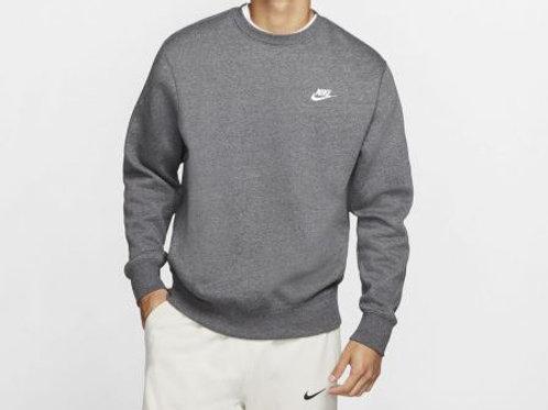 Nike Sweatshirt Sportswear Club Fleece (BV2662-071)