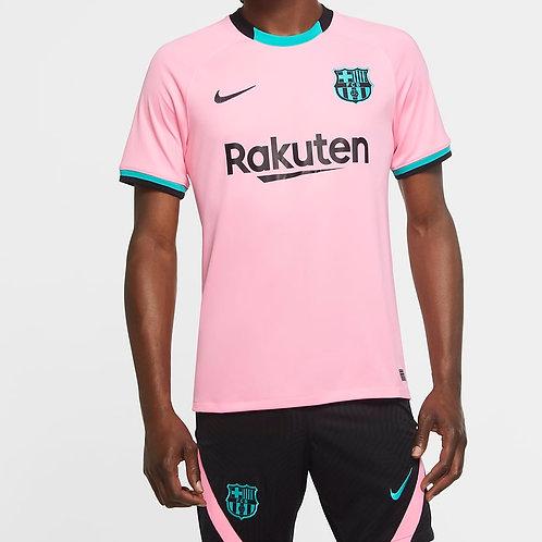 Nike Maillot Match  F.C Barcelone Extérieur (CK7819-654)