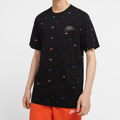 Nike T-Shirt Sportswear Print (CW0477-010)