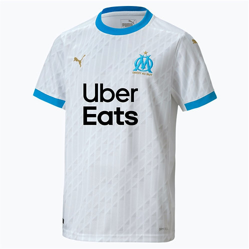 Puma Maillot Match Junior OM Domicile (757046)